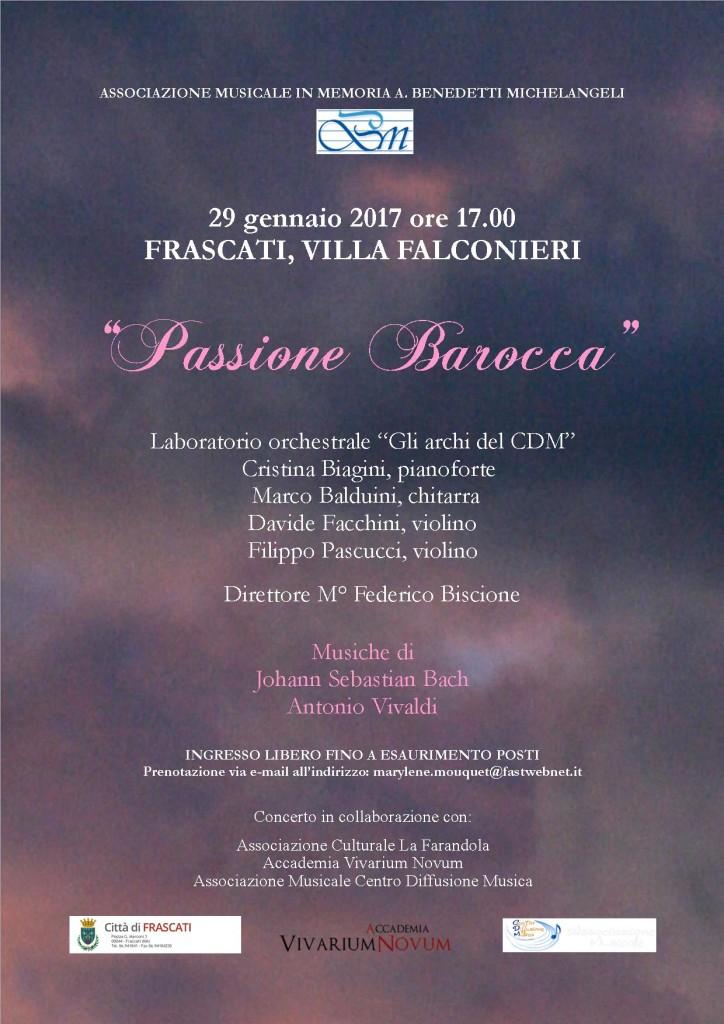 Altra Locandina Passione Barocca-2